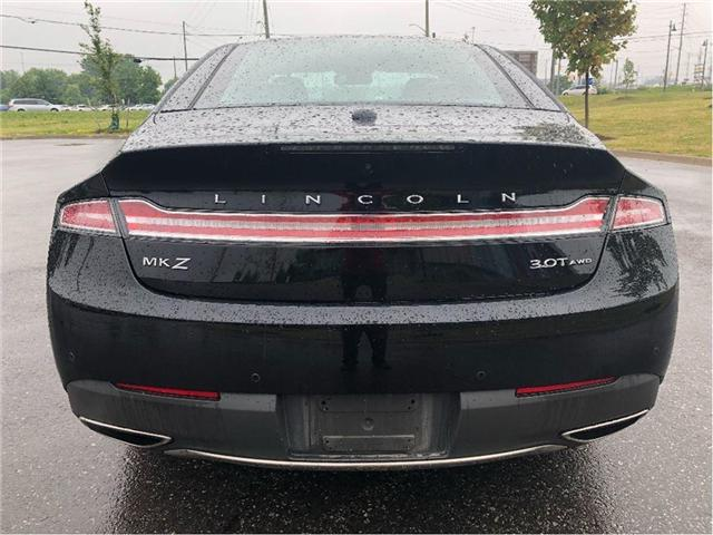 2017 Lincoln MKZ Reserve (Stk: P8068) in Unionville - Image 4 of 26