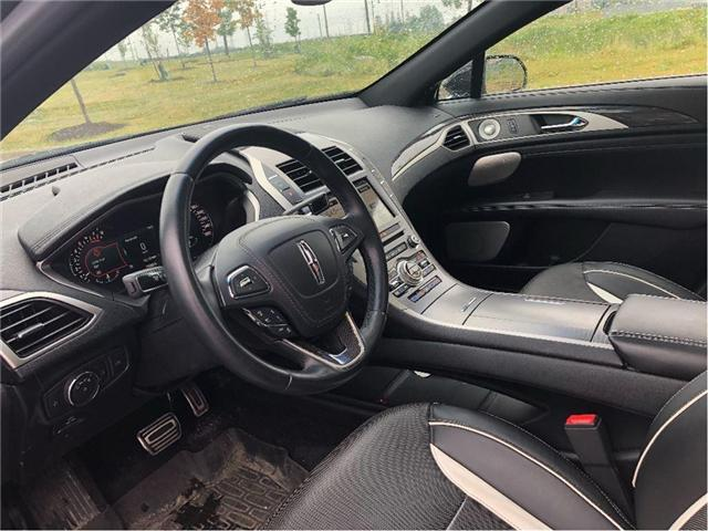 2017 Lincoln MKZ Reserve (Stk: P8068) in Unionville - Image 12 of 26