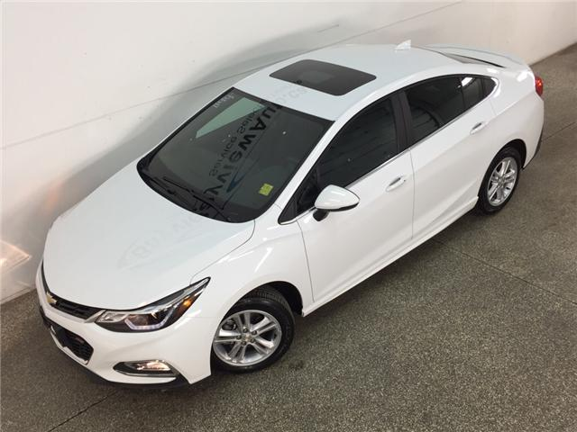 2018 Chevrolet Cruze LT Manual (Stk: 33135R) in Belleville - Image 2 of 27