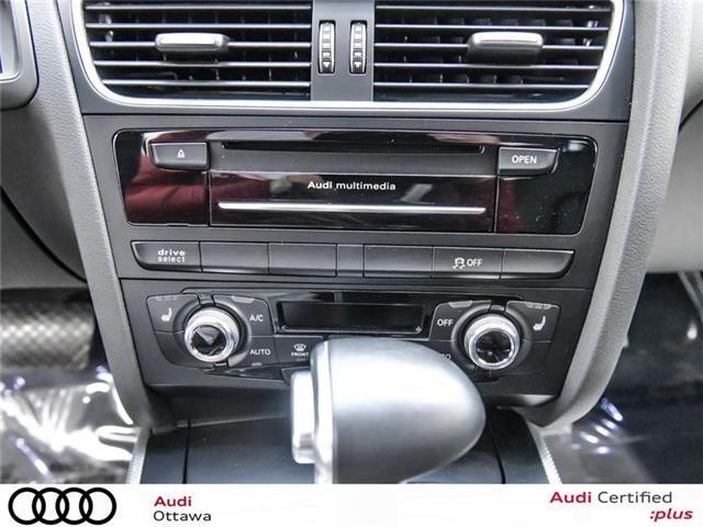 2015 Audi A4 2 0T Technik plus at $29990 for sale in Ottawa