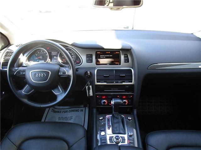 2015 Audi Q7 3.0T Sport (Stk: 1803561) in Regina - Image 12 of 29