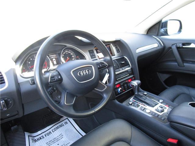 2015 Audi Q7 3.0T Sport (Stk: 1803561) in Regina - Image 13 of 29
