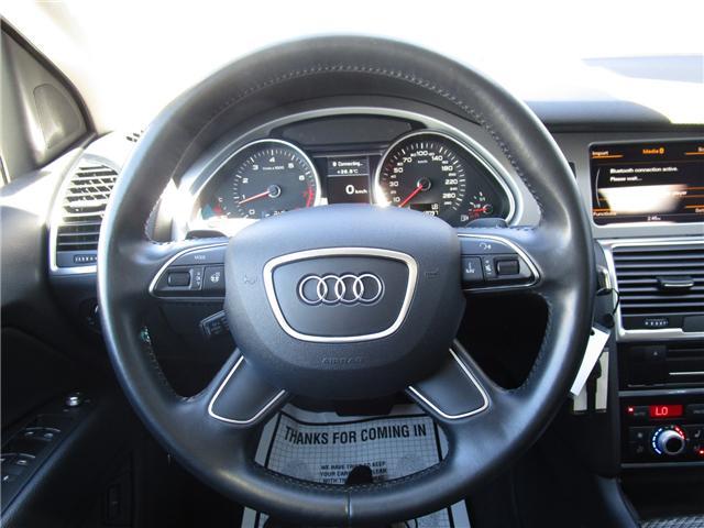 2015 Audi Q7 3.0T Sport (Stk: 1803561) in Regina - Image 15 of 29