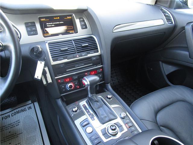2015 Audi Q7 3.0T Sport (Stk: 1803561) in Regina - Image 20 of 29