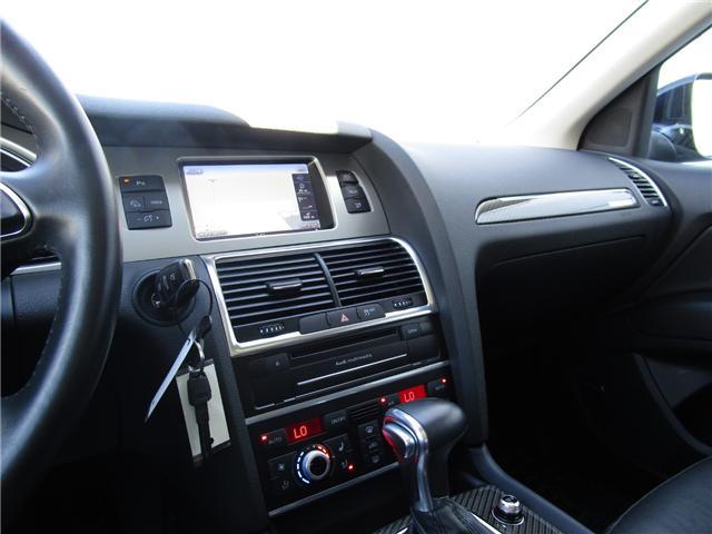 2015 Audi Q7 3.0T Sport (Stk: 1803561) in Regina - Image 25 of 29