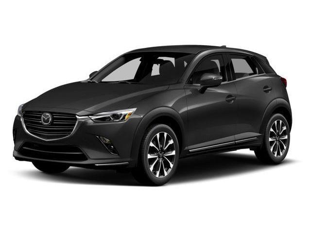 2019 Mazda CX-3 GS (Stk: 9891) in Ottawa - Image 1 of 3