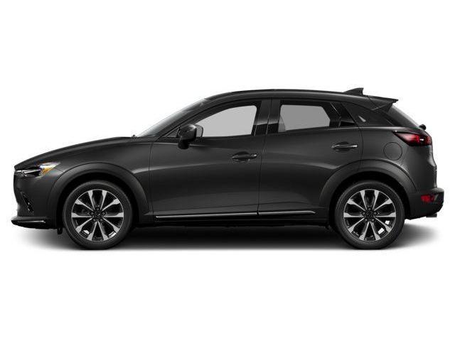 2019 Mazda CX-3 GS (Stk: 9891) in Ottawa - Image 2 of 3