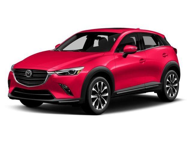 2019 Mazda CX-3 GS (Stk: 10008) in Ottawa - Image 1 of 3