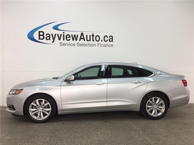 2018 Chevrolet Impala  (Stk: 32603EW) in Belleville - Image 1 of 26