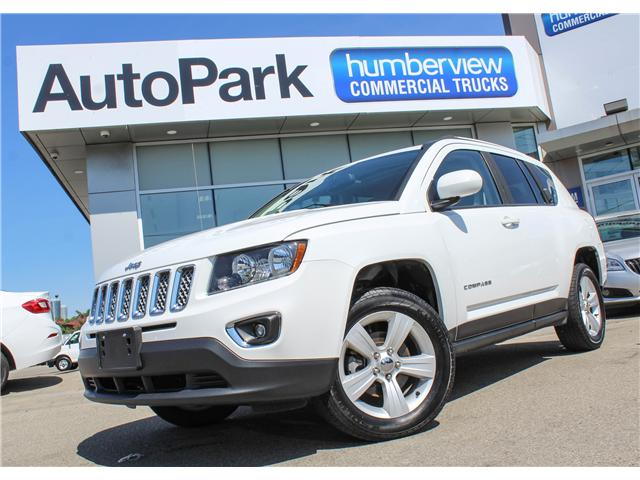 2016 Jeep Compass Sport/North (Stk: 16-792201) in Mississauga - Image 1 of 27