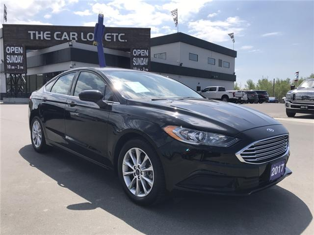 2017 Ford Fusion SE (Stk: 18294) in Sudbury - Image 1 of 13