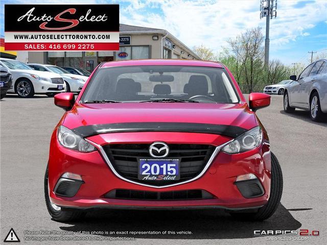 2015 Mazda Mazda3  (Stk: 15MD3N1) in Scarborough - Image 2 of 28