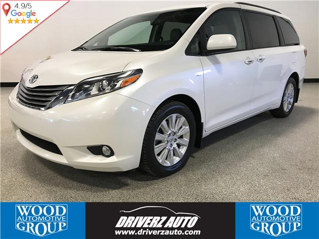 2016 Toyota Sienna XLE 7 Passenger (Stk: P11592) in Calgary - Image 1 of 13