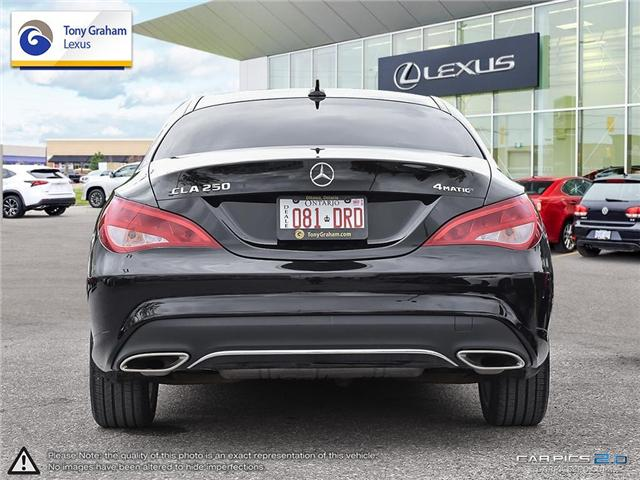 2017 Mercedes-Benz CLA 250 Base (Stk: P7881A) in Ottawa - Image 4 of 25