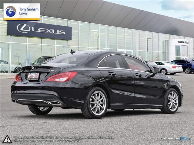 2017 Mercedes-Benz CLA 250 Base (Stk: P7881A) in Ottawa - Image 5 of 25