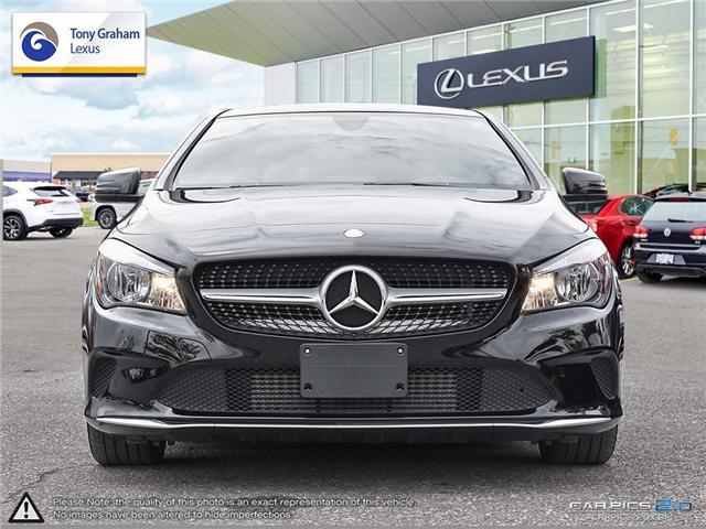 2017 Mercedes-Benz CLA 250 Base (Stk: P7881A) in Ottawa - Image 8 of 25