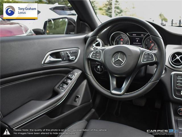 2017 Mercedes-Benz CLA 250 Base (Stk: P7881A) in Ottawa - Image 9 of 25