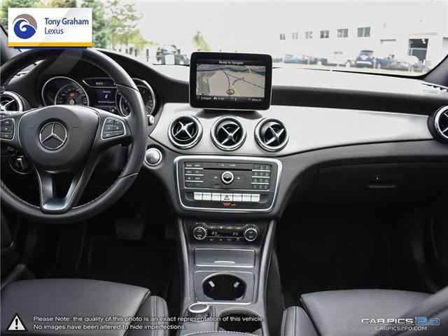 2017 Mercedes-Benz CLA 250 Base (Stk: P7881A) in Ottawa - Image 10 of 25