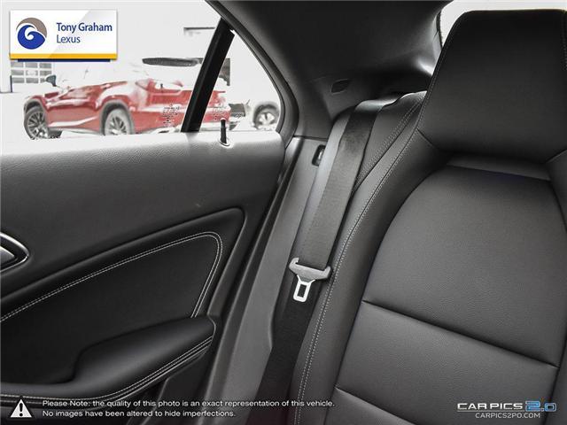 2017 Mercedes-Benz CLA 250 Base (Stk: P7881A) in Ottawa - Image 12 of 25