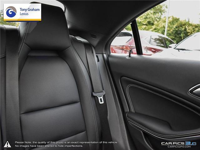 2017 Mercedes-Benz CLA 250 Base (Stk: P7881A) in Ottawa - Image 14 of 25