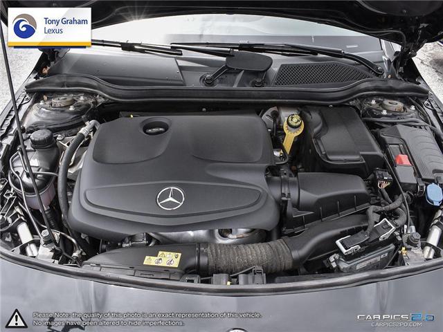 2017 Mercedes-Benz CLA 250 Base (Stk: P7881A) in Ottawa - Image 20 of 25