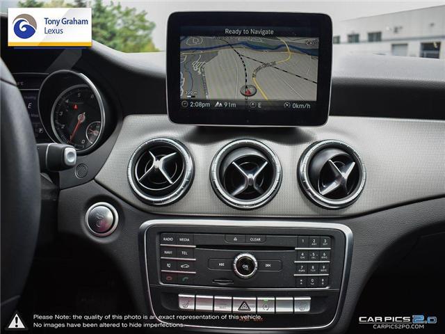 2017 Mercedes-Benz CLA 250 Base (Stk: P7881A) in Ottawa - Image 23 of 25