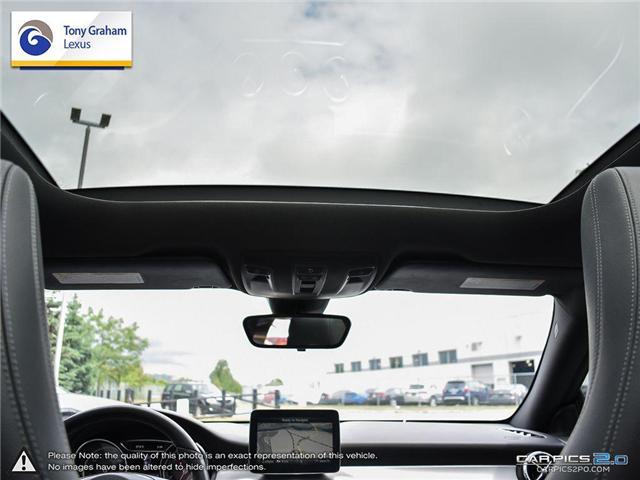 2017 Mercedes-Benz CLA 250 Base (Stk: P7881A) in Ottawa - Image 25 of 25