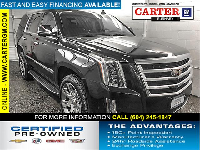2017 Cadillac Escalade Luxury (Stk: P9-53710) in Burnaby - Image 1 of 24