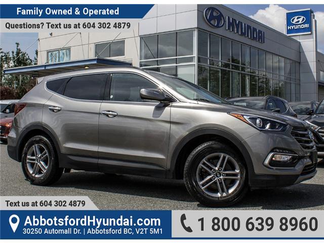 2018 Hyundai Santa Fe Sport 2.4 SE (Stk: AH8684) in Abbotsford - Image 1 of 30