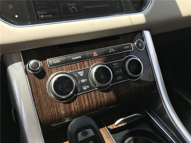 2014 Land Rover Range Rover Sport V6 SE (Stk: EA333207) in Sarnia - Image 18 of 21