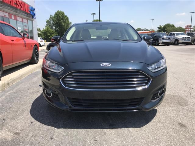 2014 Ford Fusion Hybrid SE (Stk: ER273824) in Sarnia - Image 2 of 19