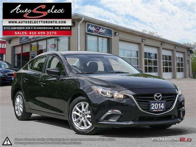2014 Mazda Mazda3  (Stk: 14M3D169) in Scarborough - Image 1 of 22