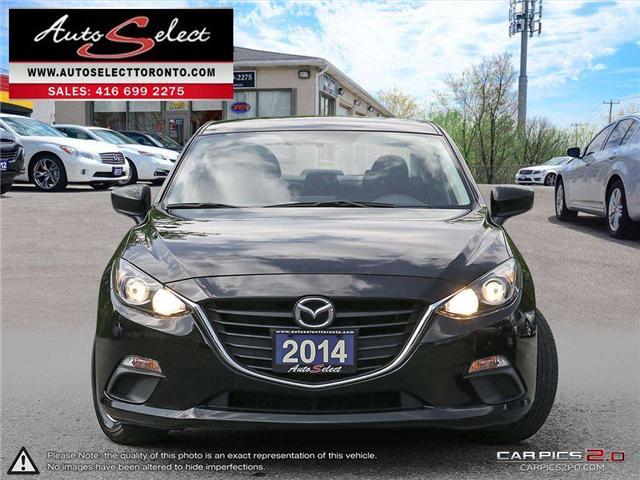 2014 Mazda Mazda3  (Stk: 14M3D169) in Scarborough - Image 2 of 22