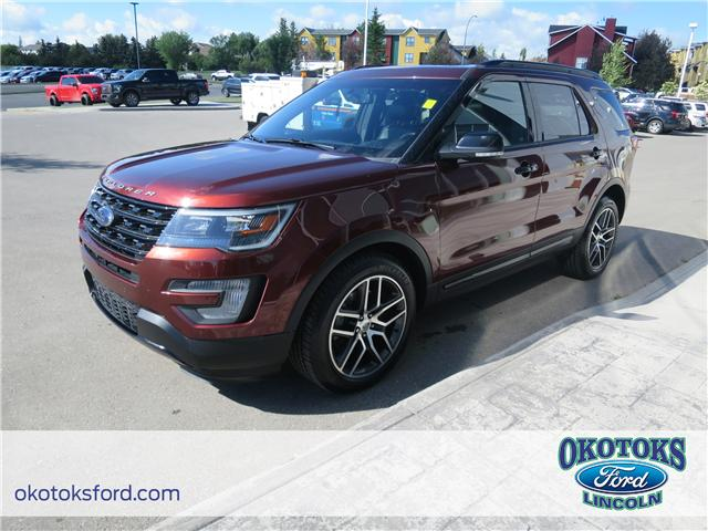 2016 Ford Explorer Sport (Stk: B83088) in Okotoks - Image 1 of 25