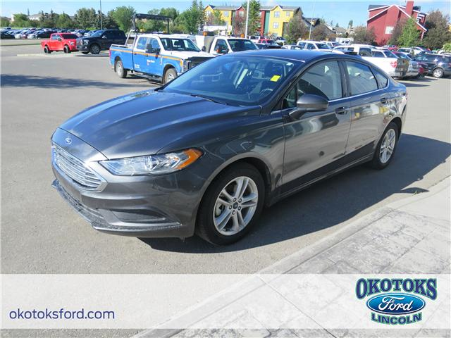 2018 Ford Fusion SE (Stk: B83094) in Okotoks - Image 1 of 21