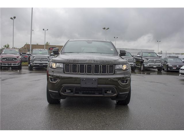 2017 Jeep Grand Cherokee Limited (Stk: EE893770) in Surrey - Image 2 of 26