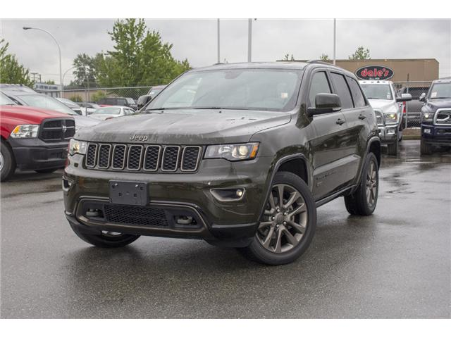 2017 Jeep Grand Cherokee Limited (Stk: EE893770) in Surrey - Image 3 of 26