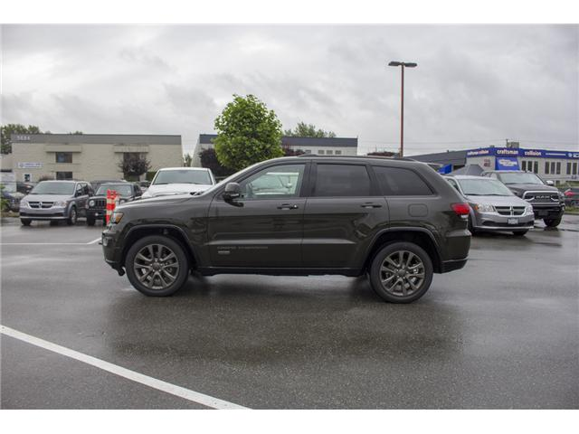 2017 Jeep Grand Cherokee Limited (Stk: EE893770) in Surrey - Image 4 of 26