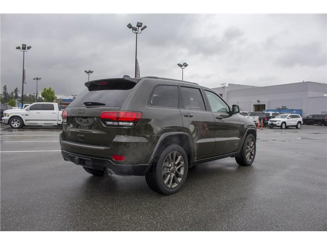 2017 Jeep Grand Cherokee Limited (Stk: EE893770) in Surrey - Image 7 of 26