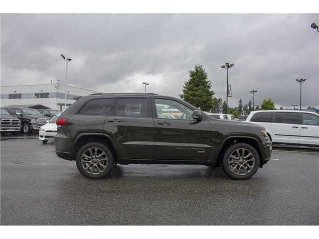 2017 Jeep Grand Cherokee Limited (Stk: EE893770) in Surrey - Image 8 of 26