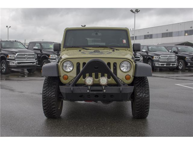2013 Jeep Wrangler Unlimited Rubicon (Stk: J893223A) in Surrey - Image 2 of 25