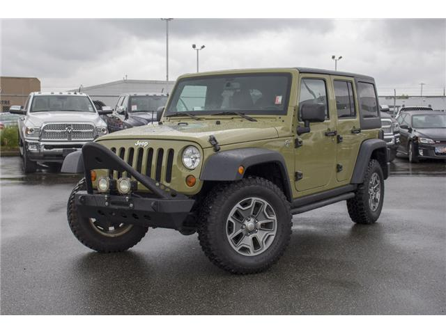 2013 Jeep Wrangler Unlimited Rubicon (Stk: J893223A) in Surrey - Image 3 of 25
