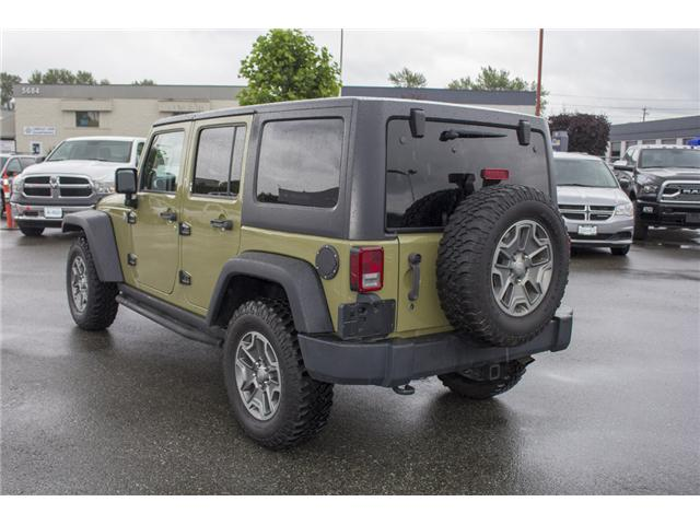 2013 Jeep Wrangler Unlimited Rubicon (Stk: J893223A) in Surrey - Image 5 of 25