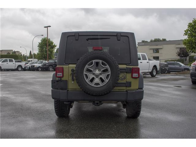 2013 Jeep Wrangler Unlimited Rubicon (Stk: J893223A) in Surrey - Image 6 of 25