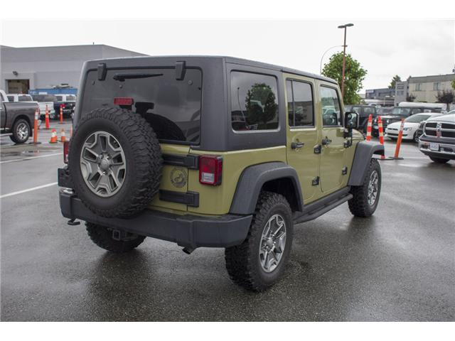 2013 Jeep Wrangler Unlimited Rubicon (Stk: J893223A) in Surrey - Image 7 of 25