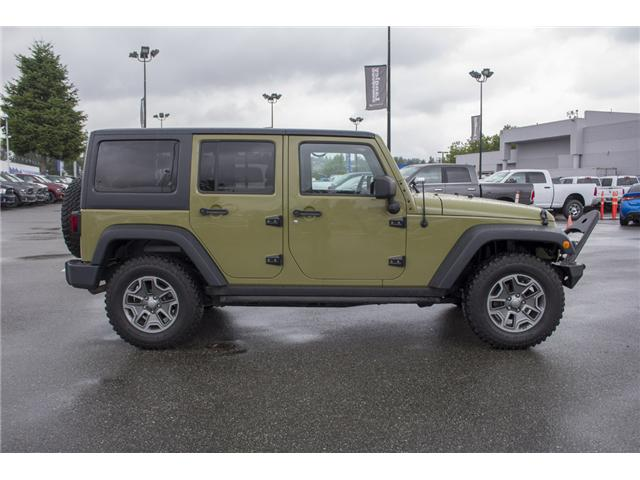 2013 Jeep Wrangler Unlimited Rubicon (Stk: J893223A) in Surrey - Image 8 of 25
