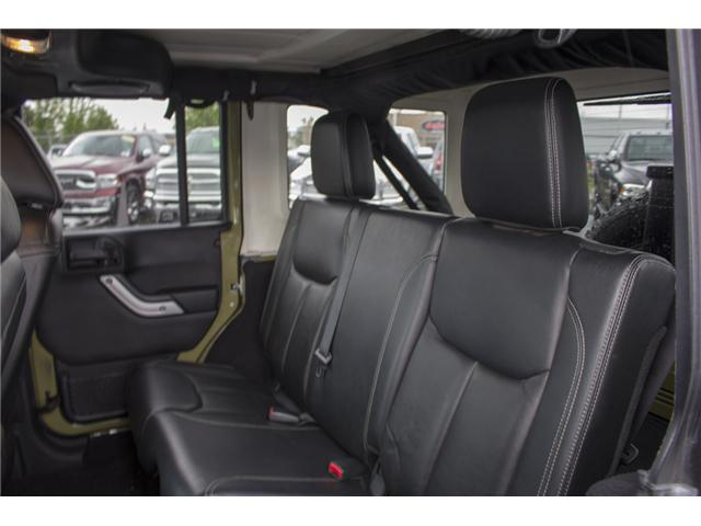 2013 Jeep Wrangler Unlimited Rubicon (Stk: J893223A) in Surrey - Image 13 of 25