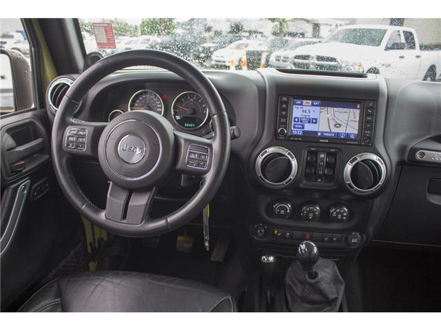 2013 Jeep Wrangler Unlimited Rubicon (Stk: J893223A) in Surrey - Image 14 of 25