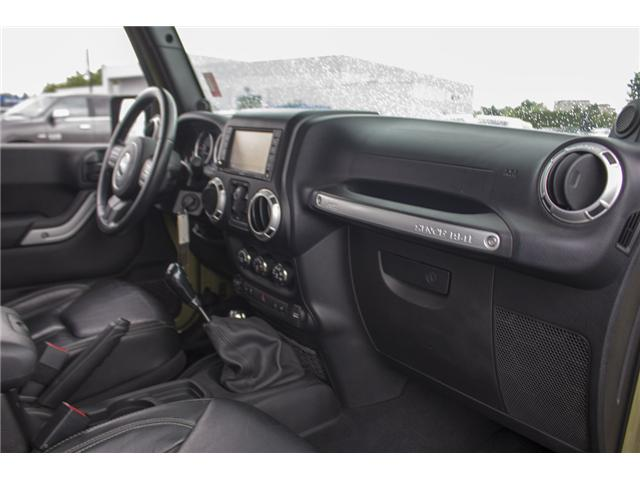 2013 Jeep Wrangler Unlimited Rubicon (Stk: J893223A) in Surrey - Image 17 of 25