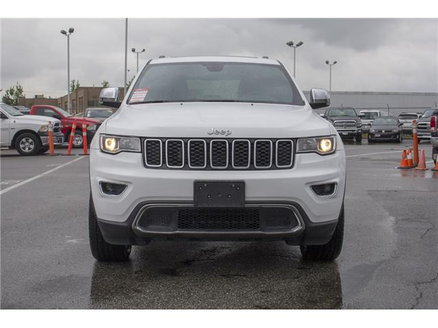 2017 Jeep Grand Cherokee Limited (Stk: EE894000) in Surrey - Image 2 of 26